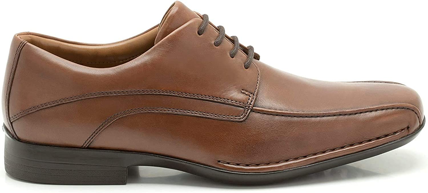 Sei dividendo magro  Clarks Mens Francis Air Tan Leather 8 UK: Amazon.co.uk: Shoes & Bags