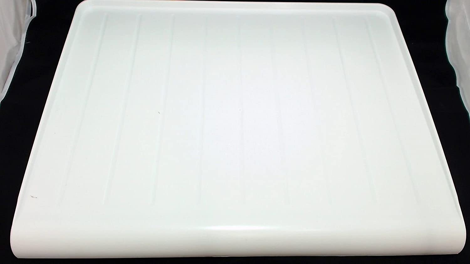 "Supco Crisper Cover Replacement Tray 24-1/2"" x 18-5/8"" for GE, Part No. CS10398 (1-Pack)"