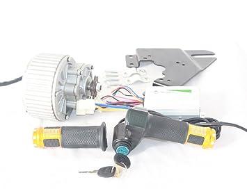 Amazon.com: 450 W Eléctrico Motor de cepillo para polvo y ...