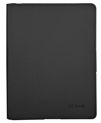 Speck 71898-1041 FitFolio Protective Case for iPad 2/3/4, Vegan Leather - Black Touch Screen Tablet Bags & Cases at amazon
