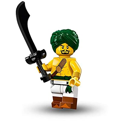 LEGO Series 16 Collectible Minifigures - Desert Warrior Arabian Knight (71013): Toys & Games