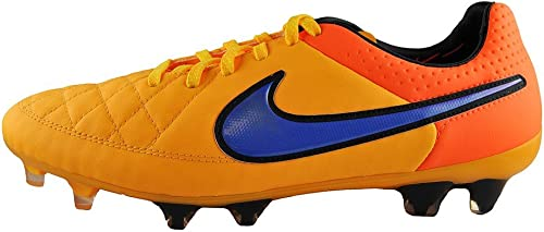 Nike Tiempo Legend V FG Men's Firm Ground Soccer (Orange)