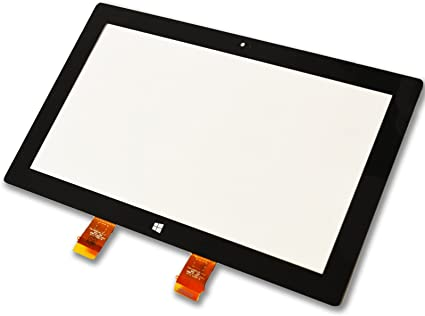 LCD Digitizer per 2 Microsoft Surface RT TOUCH SCREEN VETRO DISPLAY RICAMBIO