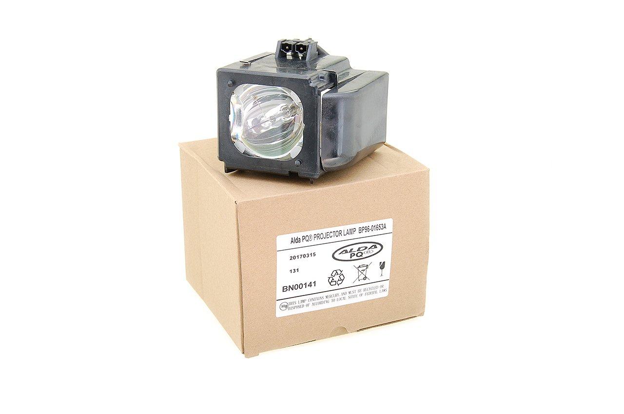 Alda PQ-Premium, Lámpara de proyector para Samsung lámpara BP96-01653A TV Proyectores, lámpara Samsung con Carcasa dc86ea