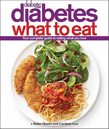 Diabetic Living Diabetes What to Eat by Better Homes and Gardens
