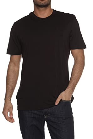 a975a5080 BOSS Hugo Basic Tee TWINS, Color: Black, Size: 3XL: Amazon.co.uk: Clothing