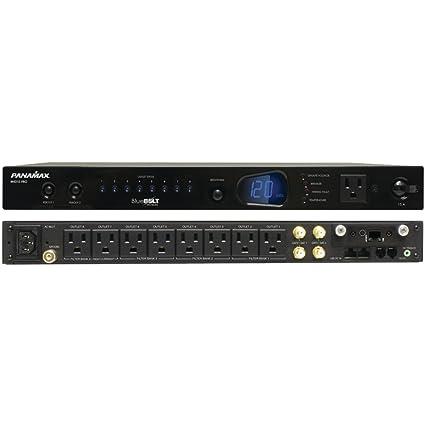 Amazon com: Panamax M4315-PRO Bluebolt 9-Outlet 15 Amp Power