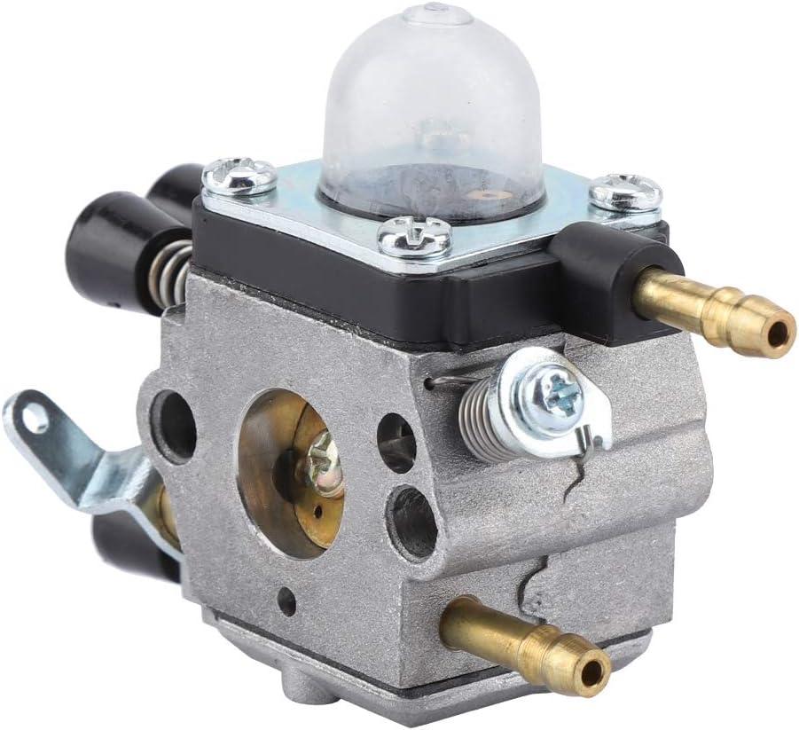 Lecxin Carburador, carburador para Stihl BG45 BG46 BG55 BG65 BG85 SH55 SH85 Accesorios para cortacésped Carburador para Stihl