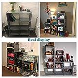 Jollyoner 3-Tier Shoe Rack, Cabinet Closet