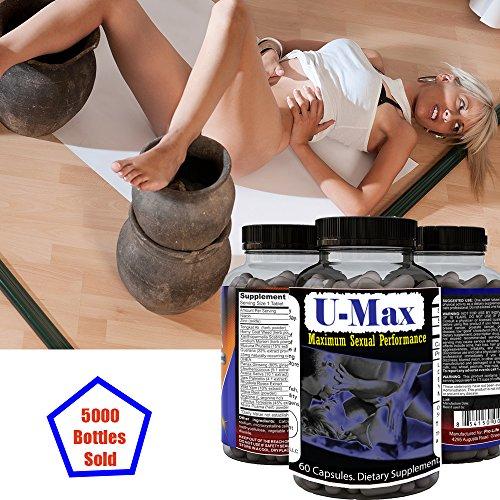 U-Max Pilules de Sexe de la Performance Sexuelle Pilules libido et la Libido de la Qualité de Stimuler les Niveaux de Testostérone Amélioration Masculine de Sexe # Complément Alimentaire