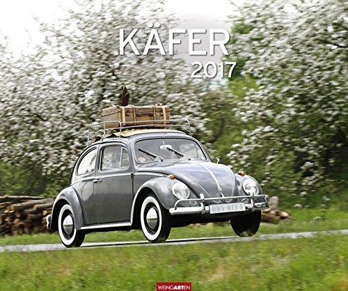 Käfer - Kalender 2017