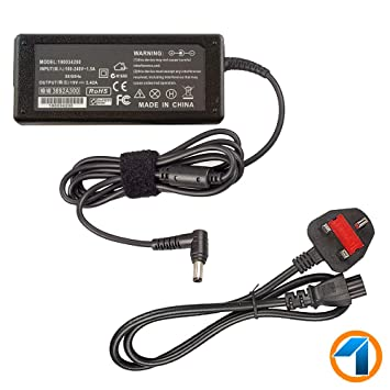 ASUS X555L 65W LAPTOP AC ADAPTER CHARGER POWER SUPPLY NEW Amazoncouk Computers Accessories