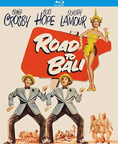 Road to Bali [Blu-ray] (How To Get Bu)