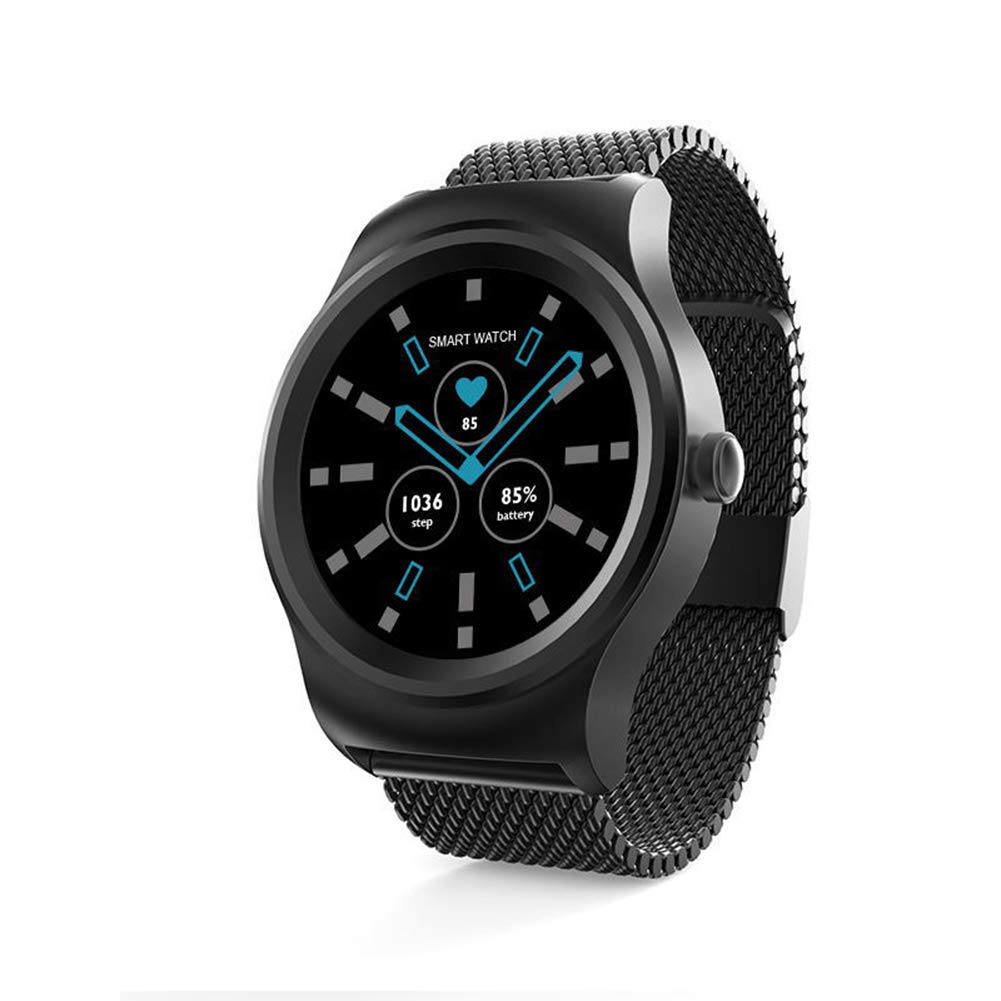 Amazon.com: ZTT Smartwatch, Full-Circle Touch Screen Long ...