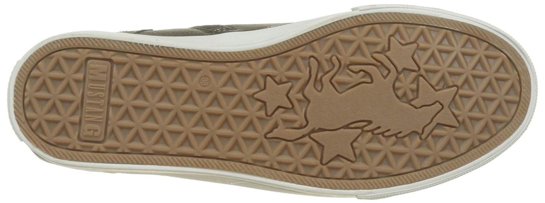 Mustang High Top, scarpe da ginnastica ginnastica ginnastica a Collo Alto Donna | Qualità e quantità garantite  5e1e28