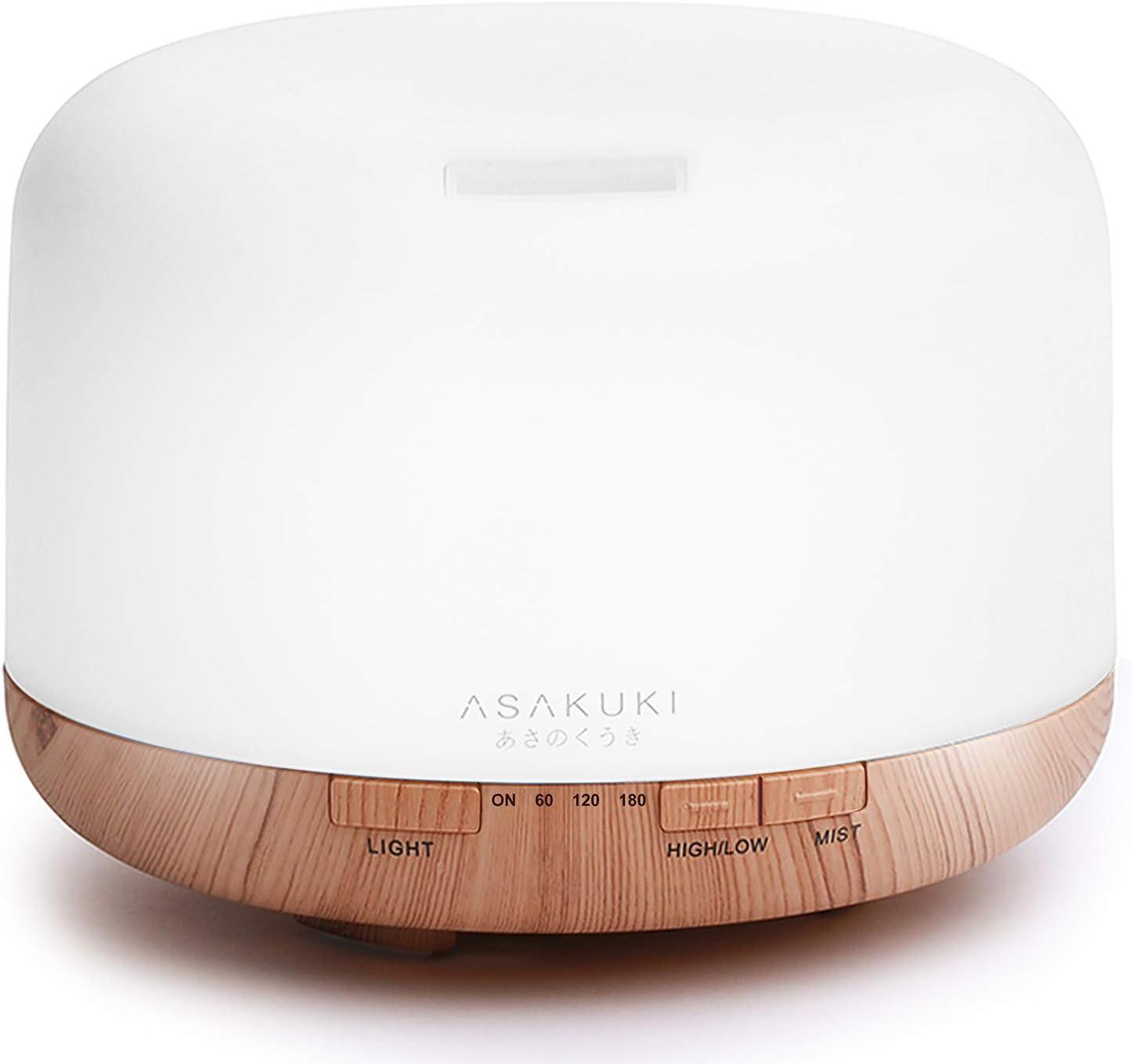Asasuki Ultraschall Duftaroma Luftbefeuchter