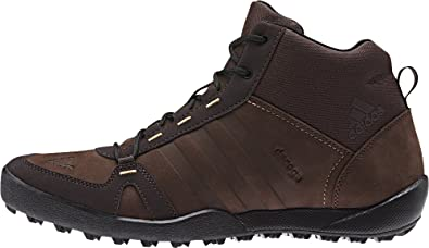 big sale f4459 cfcce adidas M22756 Mens EspressoBlack Daroga Mid Leather Boot, 9 UKSIZE