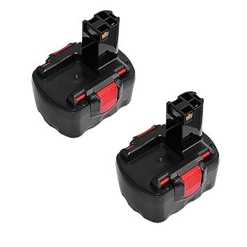 3.0AH Akku für Bosch BAT038 BAT040 BAT041 BAT140 BAT159 PSR GSR 2607335534