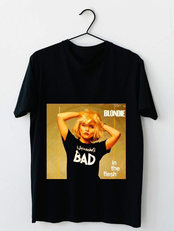 Blondie In The Flesh 79 T Shirt For Unisex