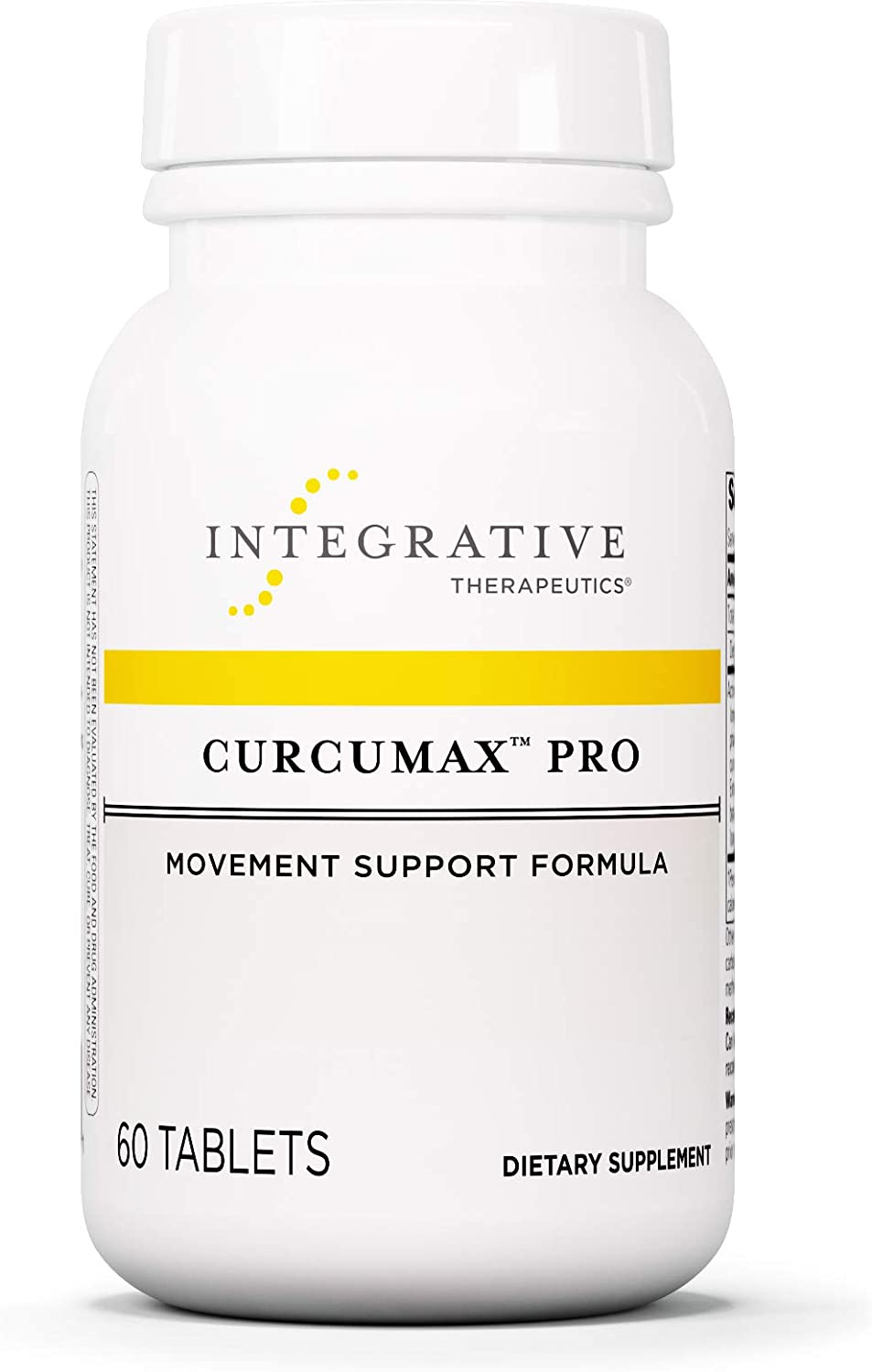 Integrative Therapeutics – Curcumax Pro – Movement Support Formula – 60 Tablets
