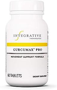 Integrative Therapeutics - Curcumax Pro - Movement Support Formula - 60 Tablets