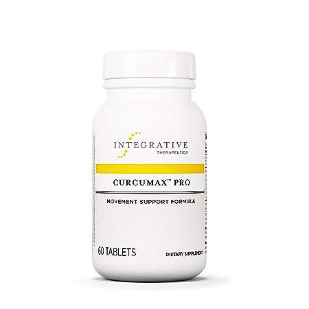 Integrative Therapeutics – Curcumax Pro – Movement Support Formula – 60 Tablets