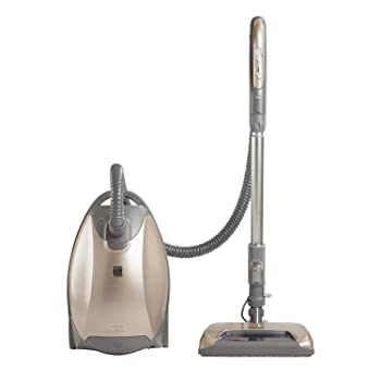 Kenmore Elite 81714 Pet-Friendly Ultra Plush Lightweight Bagged Canister Vacuum