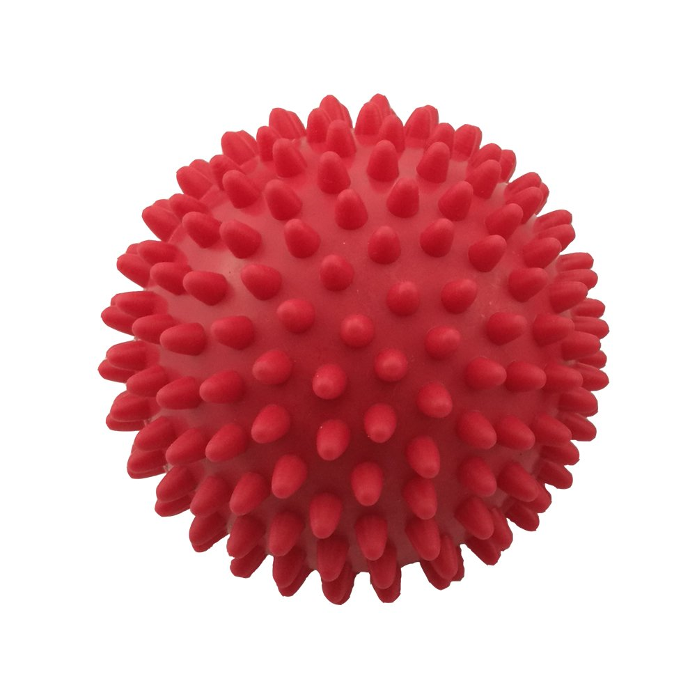 to Improve Leg Stretching for Ballet Dance /& Gymnastics Training,Excellent Gift for Your Friends and Loved Ones Stretch Band with Massage Ball