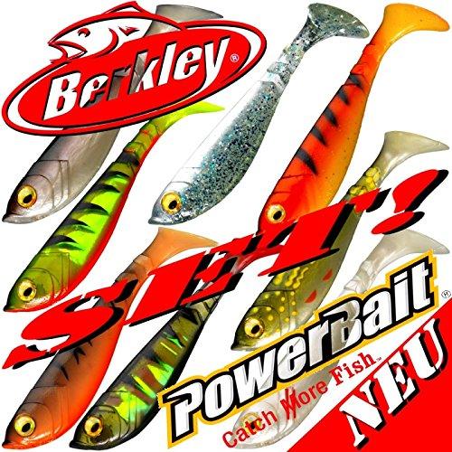 Berkley Power Bait Pulse Shad Gummifisch 14cm Pike 2016 3 Stück im Set NEU  ..
