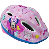 Disney Minnie Mouse, Casco Easy Niña, Rosa, M