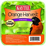 Kaytee Orange Harvest Wild Bird Suet, 11.75 oz