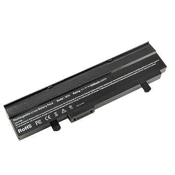 NB Batería del ordenador portátil para ASUS Eee PC 1015 1016 1215 Serie 1015P 1015PE 1016P, PN: A31-1015 A32-1015, 5200mAh 6 Cell: Amazon.es: Electrónica