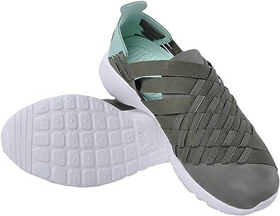 mejor autentico mejor online gran variedad de estilos Amazon.com   Nike Womens Rosherun Woven 2.0 Low Top Lace Up ...