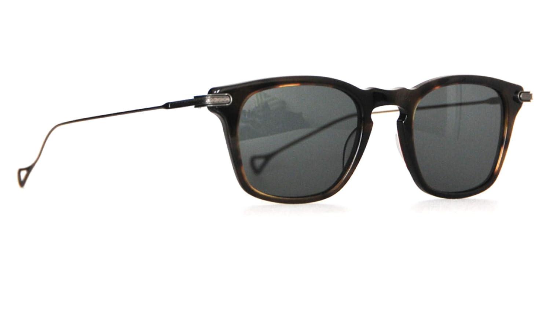 8032 Women Men Rectangular Eyewear Design Fashion Double Metal Sunglasses SL-BK