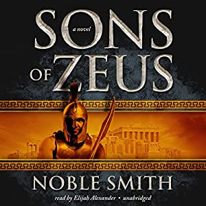 Sons of Zeus Audiobook