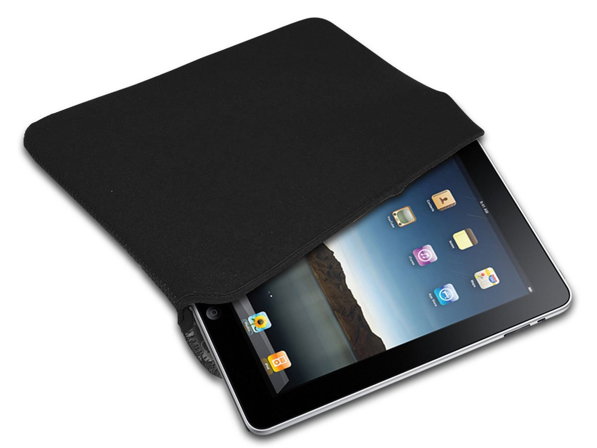 Mobile Edge Sumo Graffiti 10 Laptop Computer Sleeve in Black