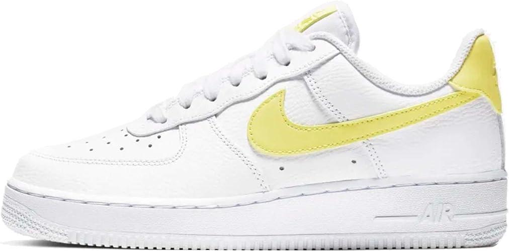 Nike WMNS Air Force 1 '07 Le, Chaussures de Basketball Femme ...