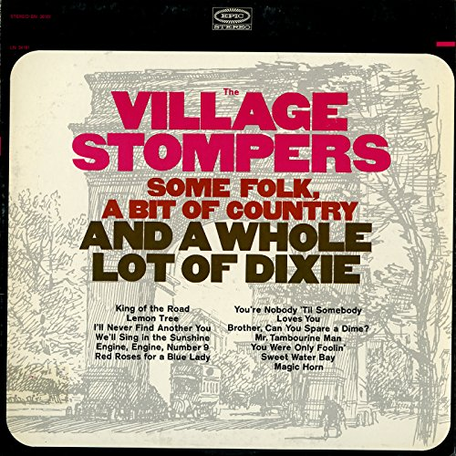 Some Folk, a Bit of Country, and a Whole Lot of Dixie