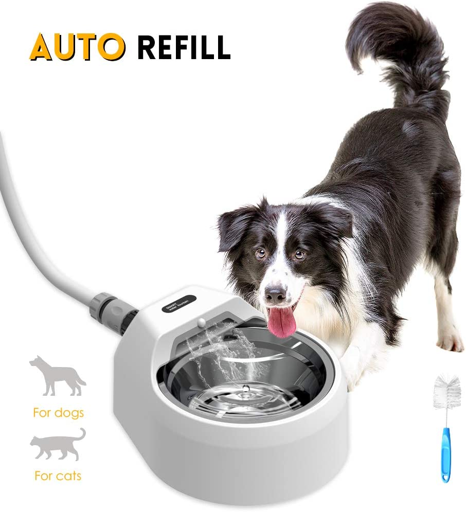 Free Amazon Promo Code 2020 for Automatic Dog Water Bowl Dispenser