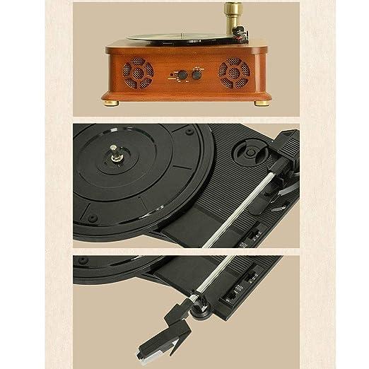 Amazon.com: GKPLY - Reproductor de radio con Bluetooth ...