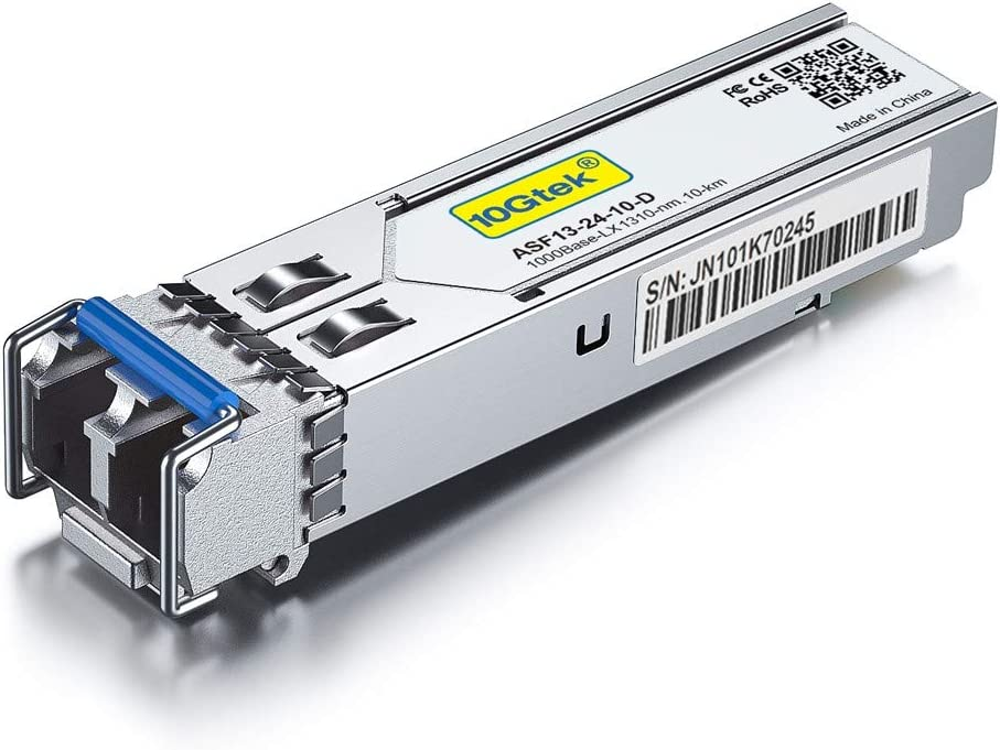 10gtek Für D Link Gigabit Sfp Lx Singlemode Dem 310gt Computer Zubehör