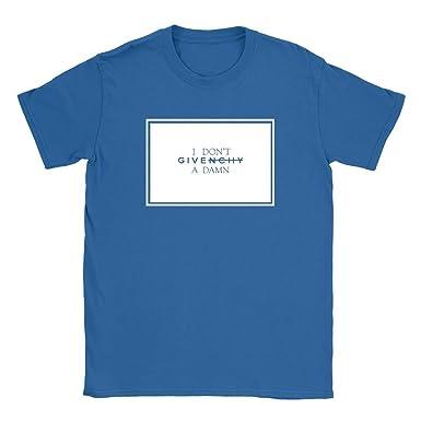 053541f4 Kickass Tees I Don't Givenchy a Damn Mens T-Shirt Funny Joke Parody ...
