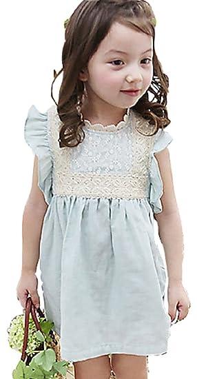 d790401aa027 Amazon.com  Shiny Toddler 2015 Summer Little Girls Space cotton ...