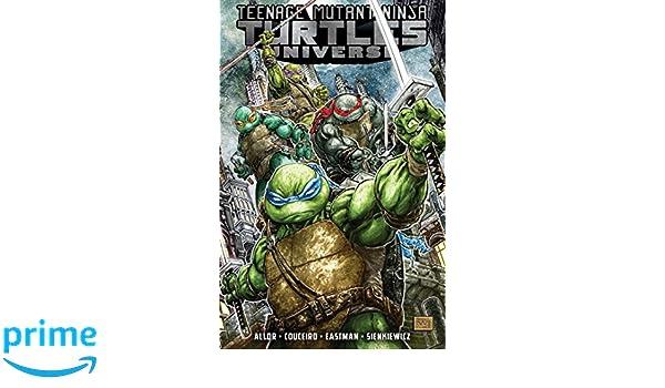 Teenage Mutant Ninja Turtles Universe Volume 1: Amazon.es ...