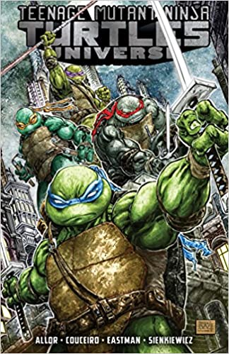 Teenage Mutant Ninja Turtles Universe, Vol. 1: The War to ...