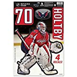 WinCraft Washington Capitals Official NHL 11'' x 17'' Decal 11x17 Sticker Cling 096944