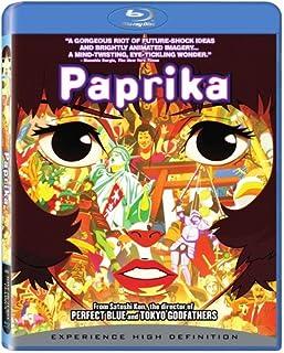 Paprika [Blu-ray] (B000VWYJ5Y) | Amazon Products