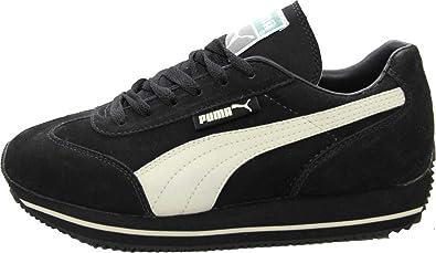 Puma Schuhe Street Cat Nubuck BlackSand Sneaker Sneaker