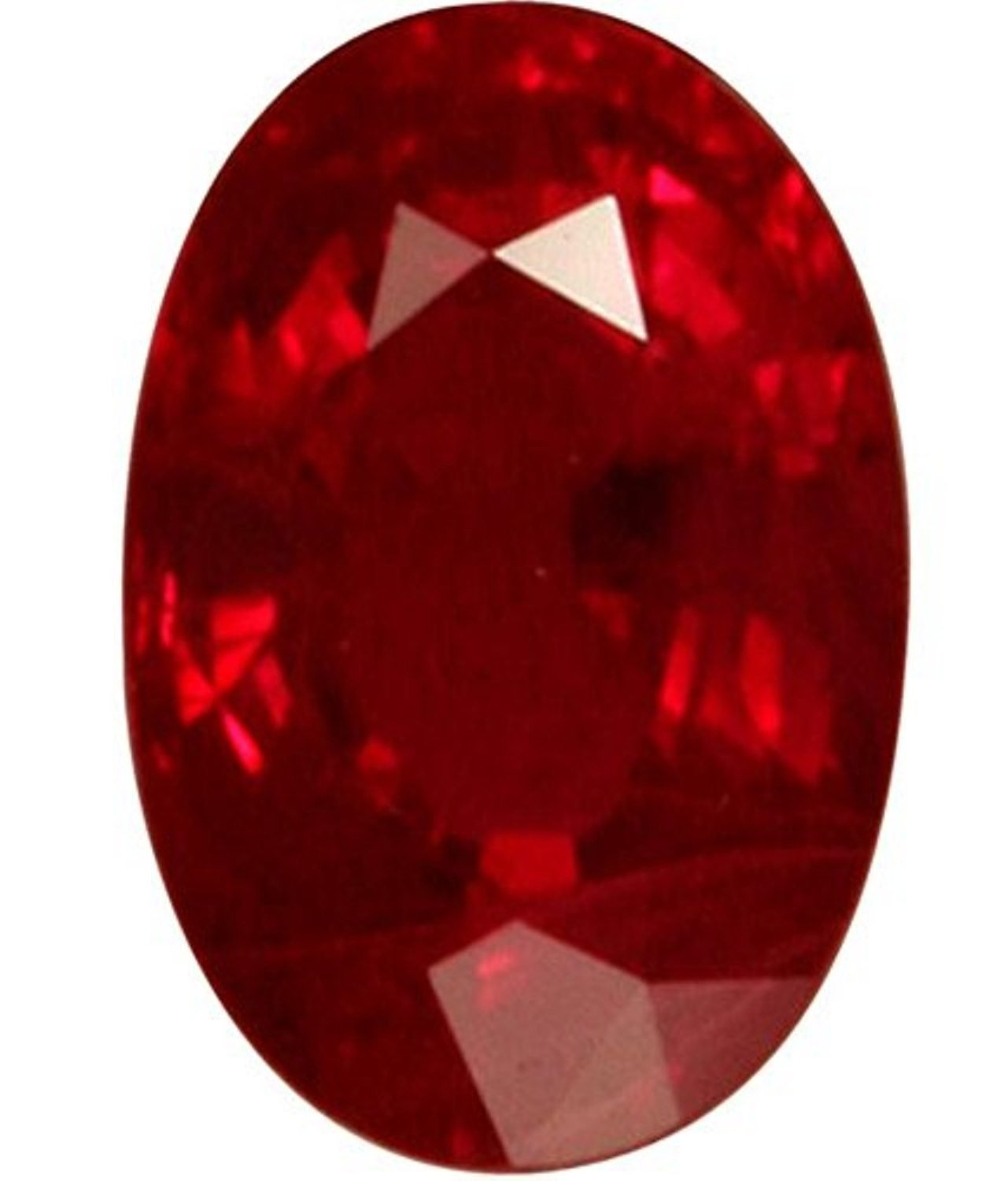 Ruby/Manik 10.25 Ratti Lab Certified Top Quality Natural Ruby Gemstone Astrological Purpose By GEMS HUB