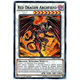 Yu-Gi-Oh! - Red Dragon Archfiend (HSRD-EN023) - High-Speed Riders - 1st Edition - Common by Yu-Gi-Oh!